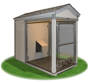 single animal kennel